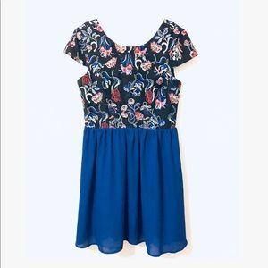 Embroidered Dress - Francesca's